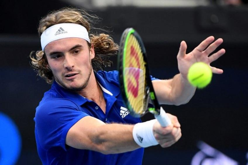 Stefanos Tsitsipas wants to move focus away from winning a Slam &focus on the present