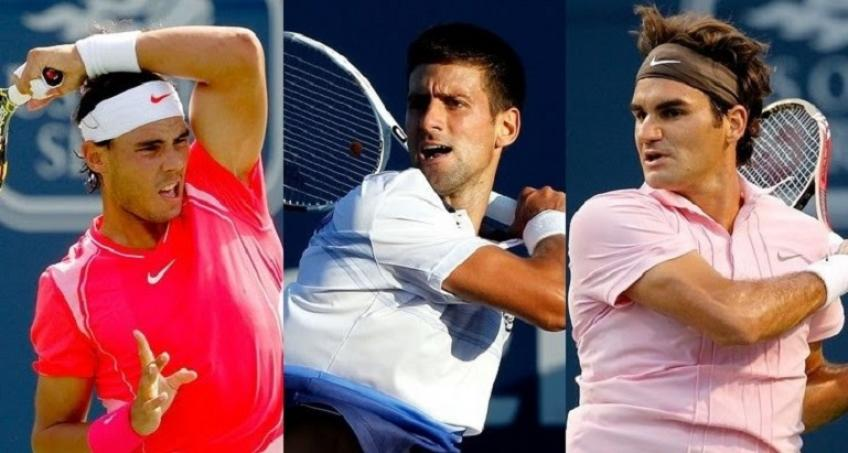 Tsitsipas: Federer, Nadal & Djokovic are playing better than a few years ago