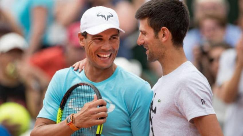 Rafael Nadal backs Novak Djokovic's player relief fund initiative