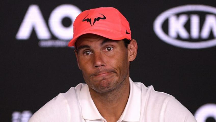 Rafael Nadal discusses his 'apolitical' stance