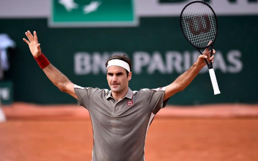 Roger Federer: 'Maybe it's a fresh start that the world needs'