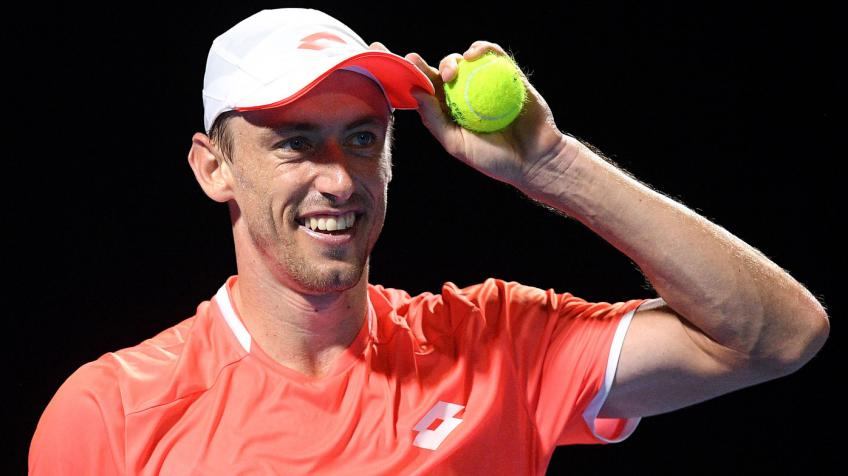 John Millman: I'd come home from school and hit balls for hours alone on court