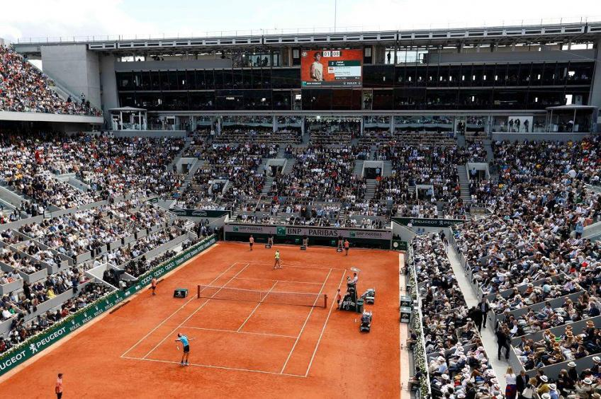 """Giudicelli: """"At the Roland Garros 2020 with the crowd"""""""