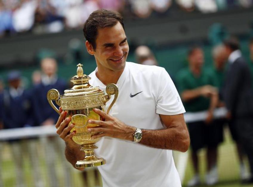 Wimbledon memories: Records and numbers till Roger Federer