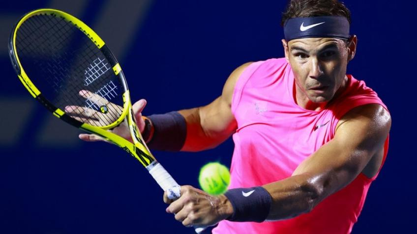 Rafael Nadal: 'Nothing can replace the presence of the crowd'