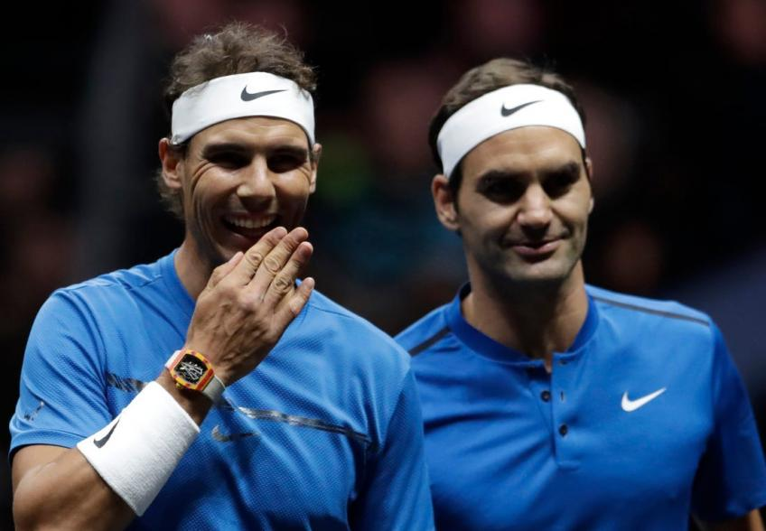 Alex Corretja recounts early memories of playing with Roger Federer and Rafael Nadal