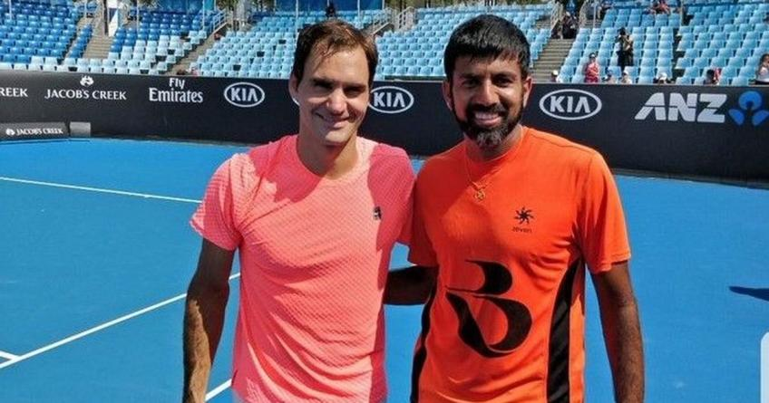 Bopanna: Roger Federer has always been my favourite; want to play doubles with Nadal
