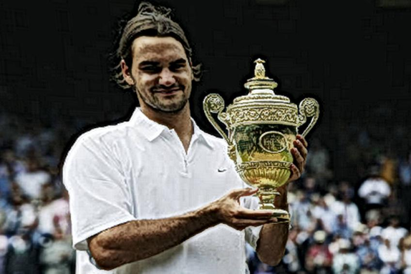 Roger Federer's Wimbledon wins - No. 11 vs. Mark Philippoussis