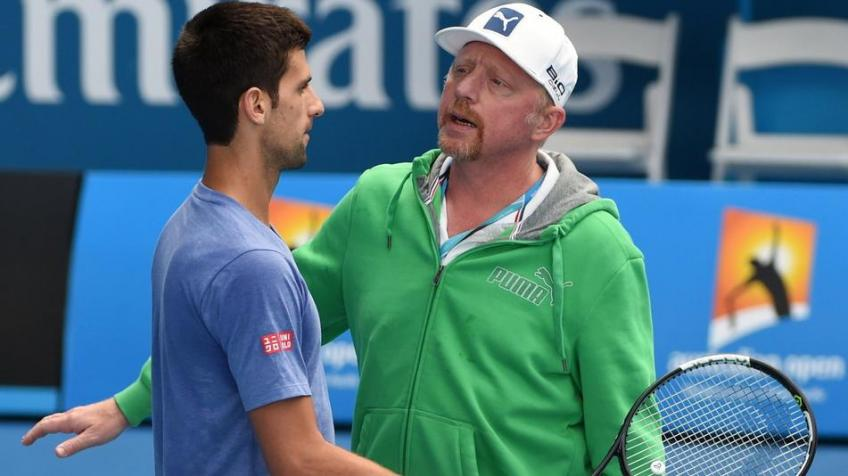 Boris Becker: I wouldn't rule out the possibility of becoming a coach again