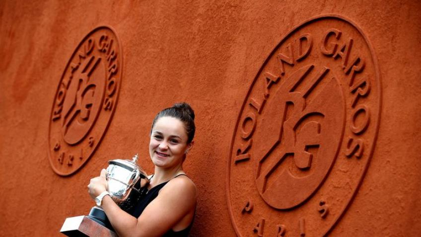 Ash Barty: Winning my first Slam title is something I'll never forget