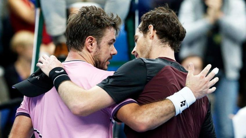 Stan Wawrinka: Don't compare me to Andy Murray, he has had more success