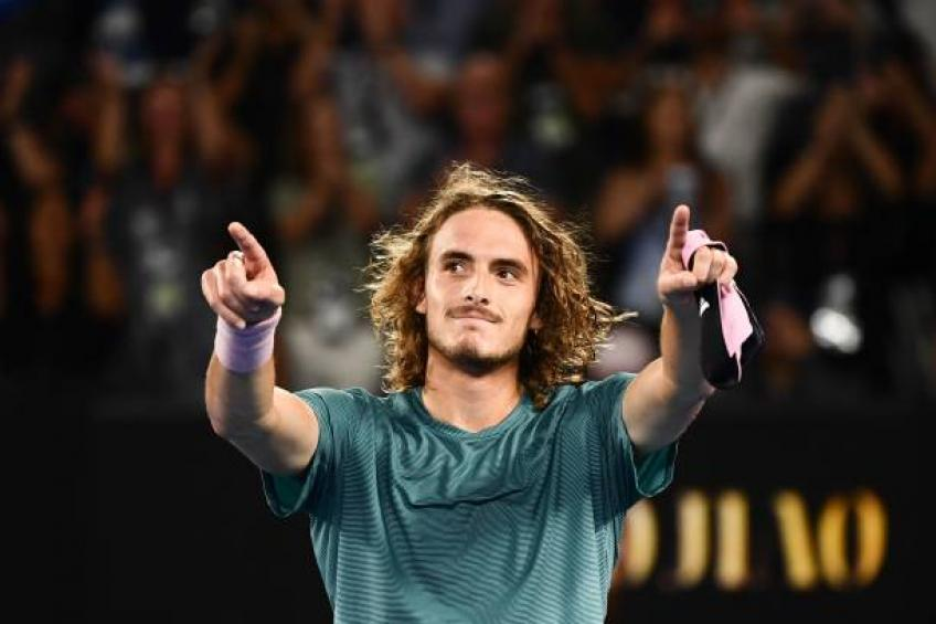 Stefanos Tsitsipas: Tennis should return when fans are allowed to attend