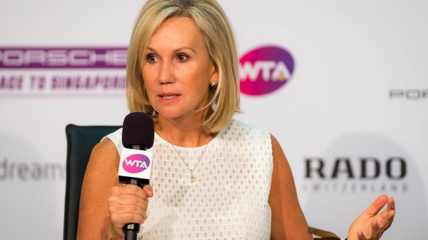 WTA President: Until there is a vaccine it will be very difficult to travel & play