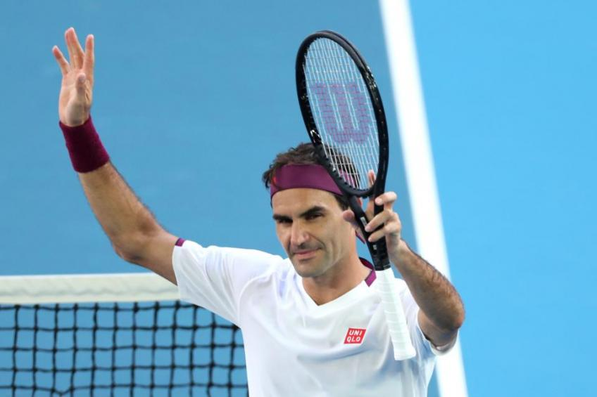 Coach Severin Luthi: Roger Federer's recovery didn't go as quick as imagined