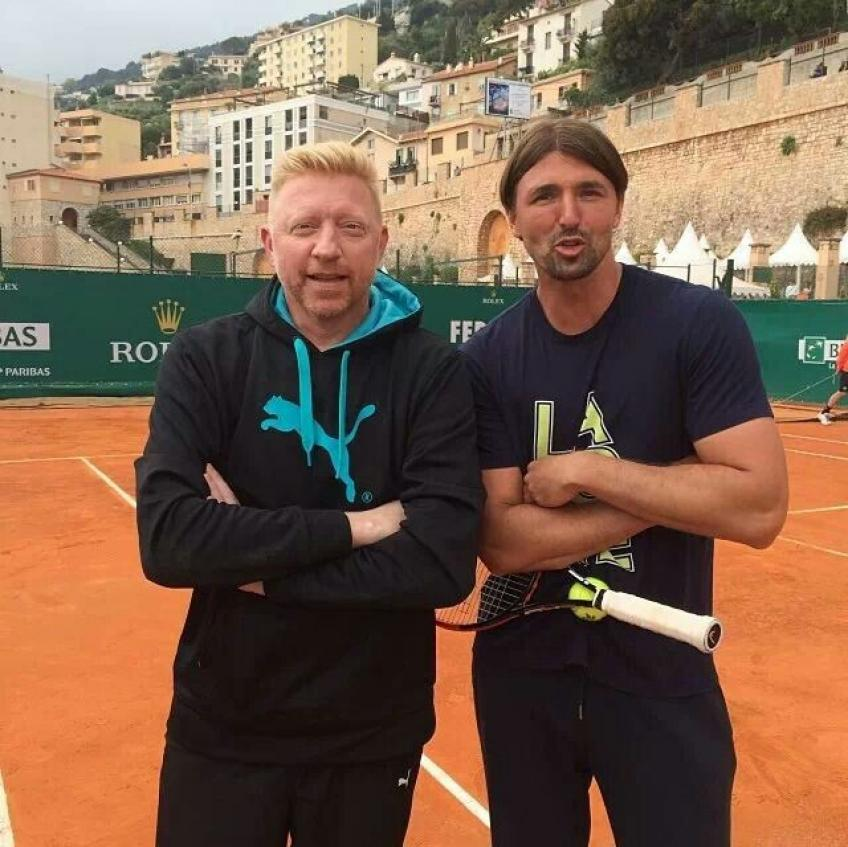 Boris Becker and Goran Ivanisevic to be part of ATP effort to raise funds for coaches