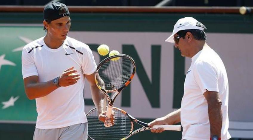 Toni Nadal: After Nadal's first French Open, I told him what all he did wrong