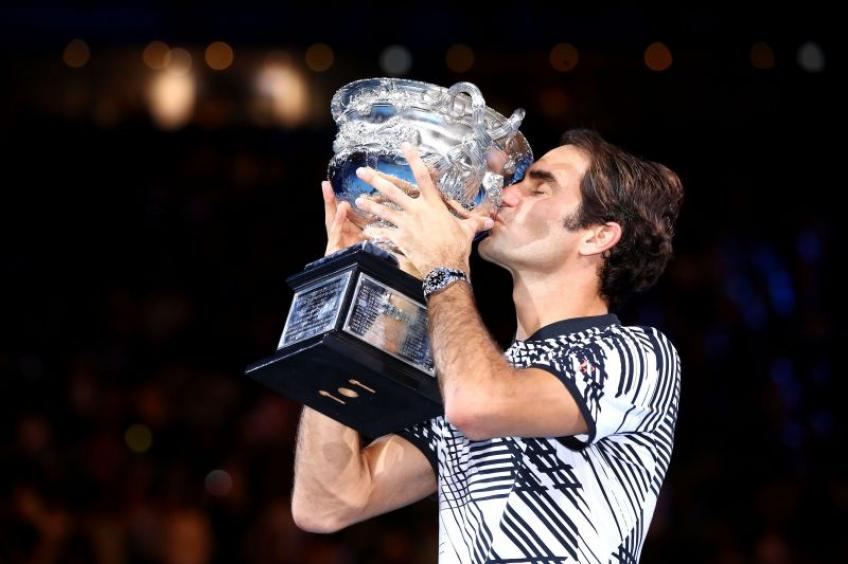 Mouratoglou: 'Roger Federer is the only one who are able to do that'