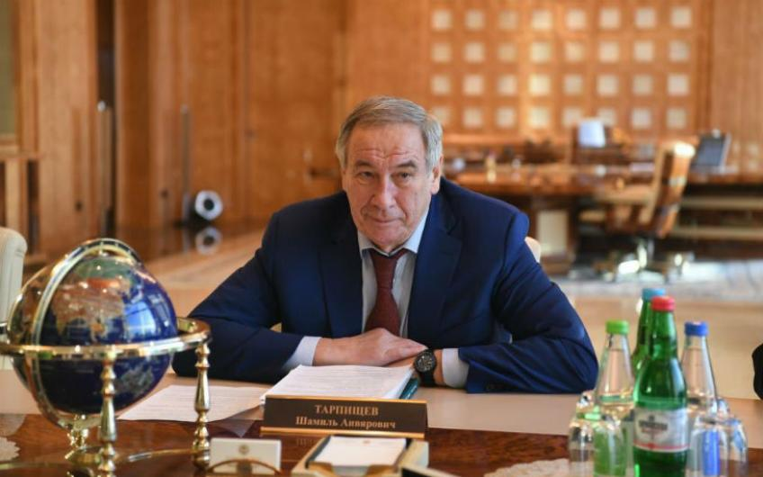 Tarpischev: Kremlin Cup schedule certainty only after mid-June decision by ATP WTA