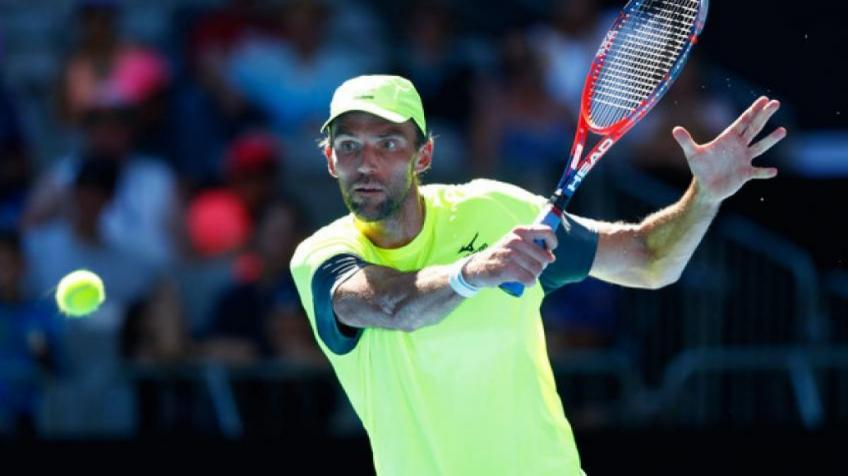 Ivo Karlovic: Either way I'm okay with continuing or not. I'm set up good either way
