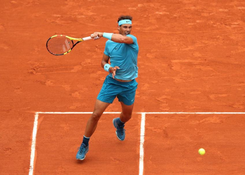 Emilio Sanchez: Rafael Nadal is like the ultimate fighter. He is an incredible hunter