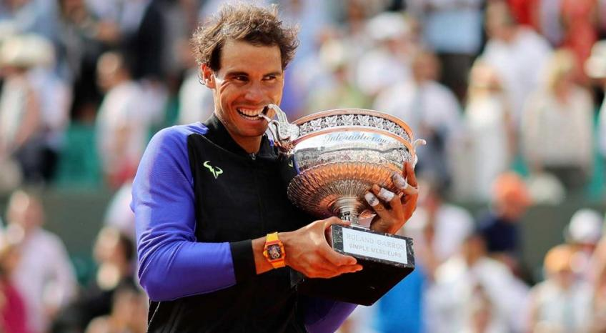 Uncle Toni: 'Fame and money never went to Rafael Nadal's head'
