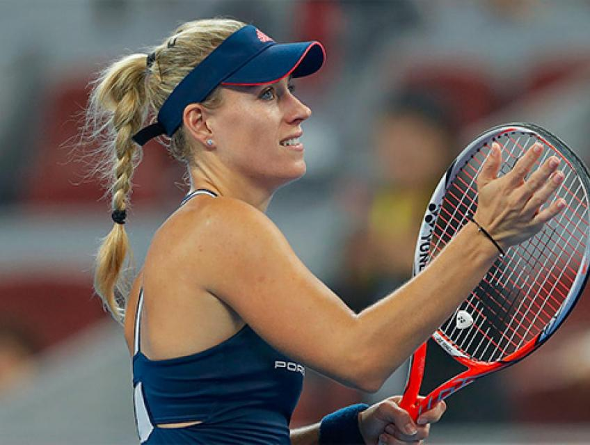 Angelique Kerber: I hope fans will be there when the season resumes