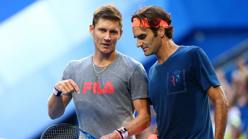Matt Ebden: You know it will be packed out crowd whenever Roger Federer plays