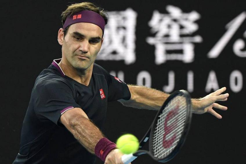 Henin: Latest injury is not a good sign for Roger Federer but...