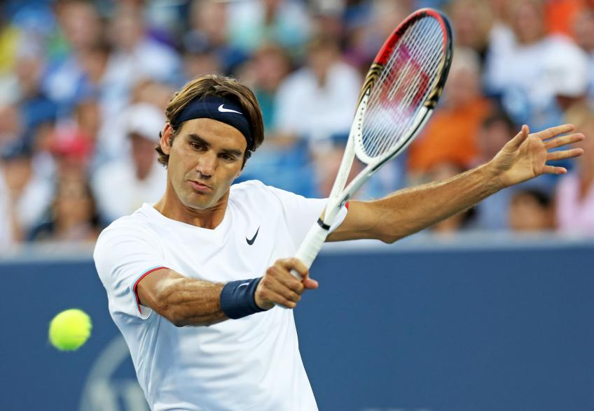 Roger Federer lost a record that had lasted since 2000