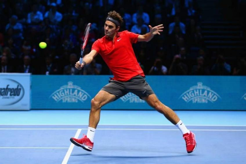 'Roger Federer is a master class', says famous footballer