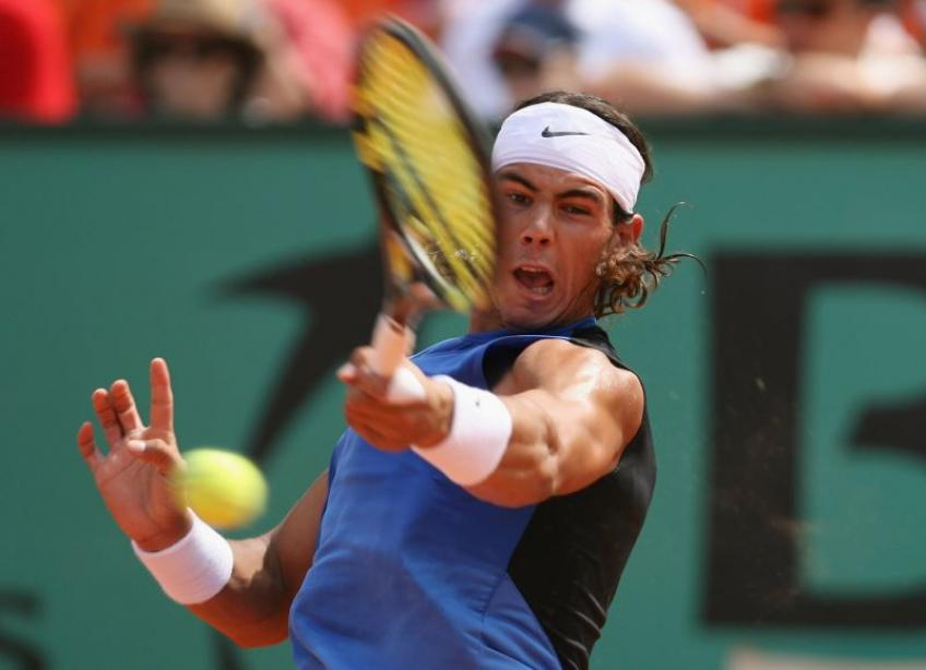 'I have never felt a ball as heavy as that of Rafael Nadal', says former French ace
