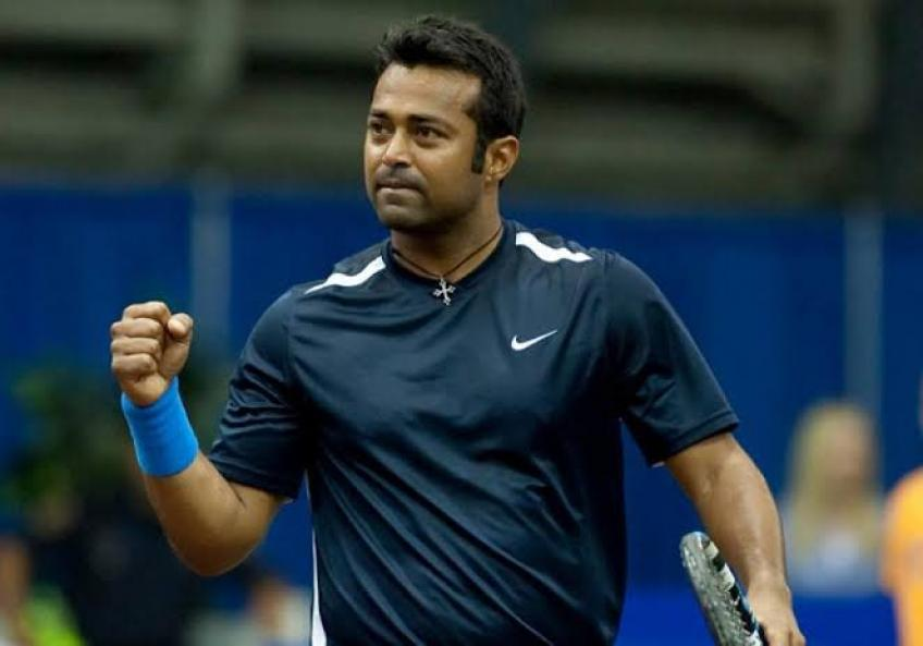 Leander Paes, 46, aims eighth Olympic & 100th Grand Slam appearance