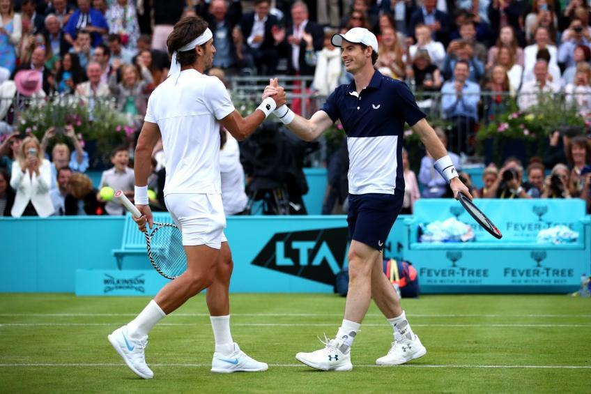Feliciano Lopez: Andy Murray is pumped up to play US Open