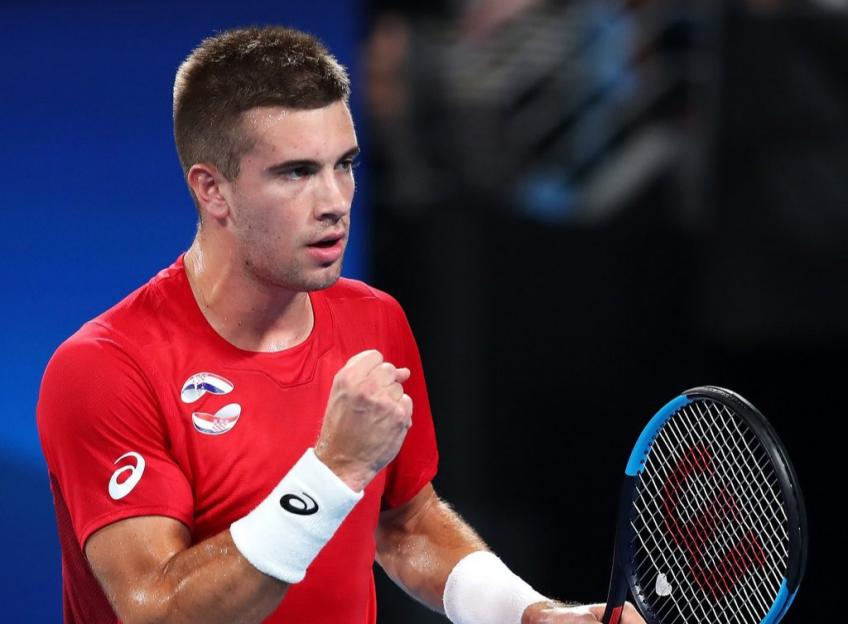Borna Coric: Quality players are coming to Zadar, nobody will mess around