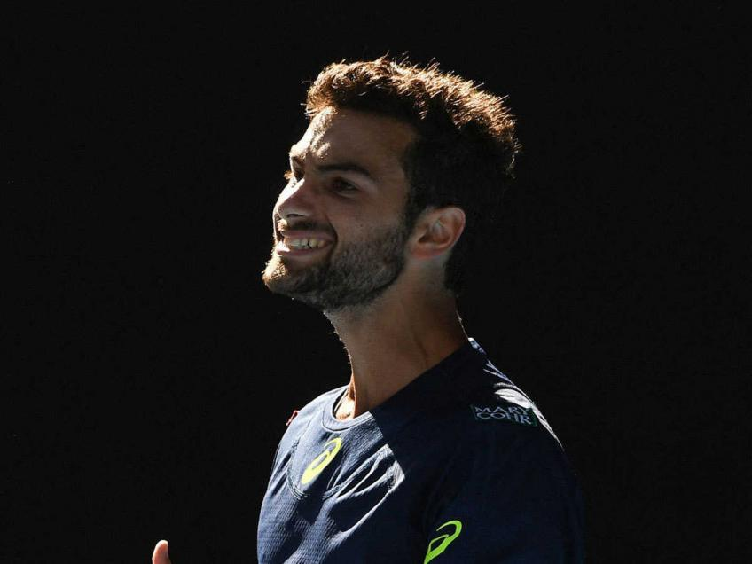Noah Rubin goes off on Novak Djokovic in epic rant