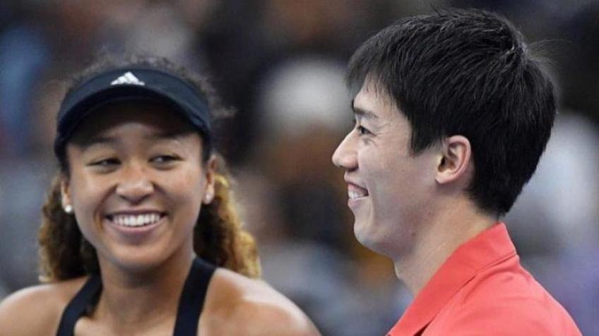 Naomi Osaka and Kei Nishikori looking to play US Open