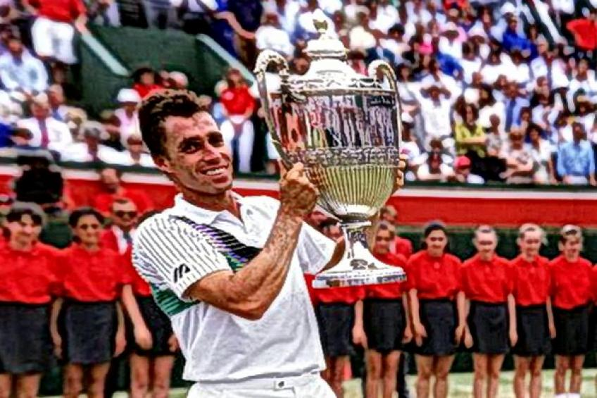 ThrowbackTimes Queen's: Ivan Lendl defeats Boris Becker to defend the title