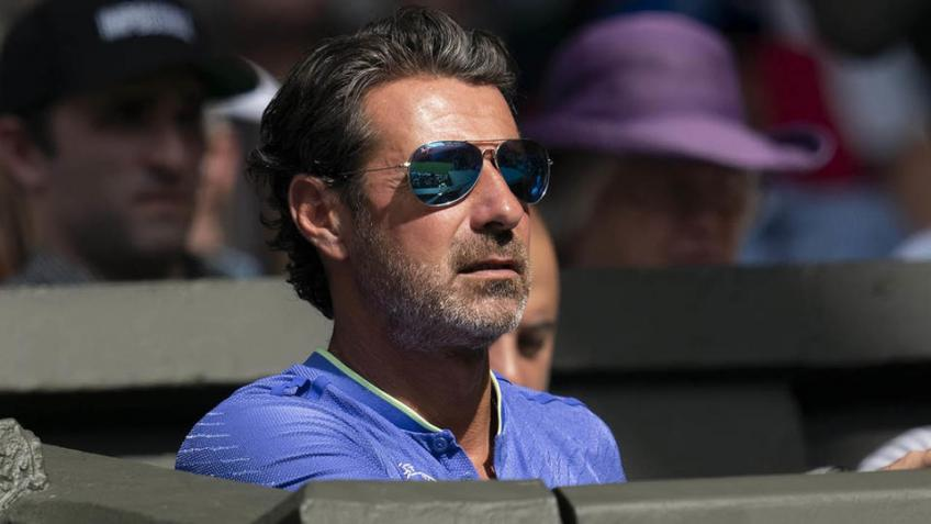 Patrick Mouratoglou Announces Donation for Black Lives Matter movement