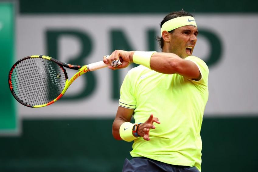 Uncle Toni explains how Rafael Nadal learned the art of hitting forehand winners