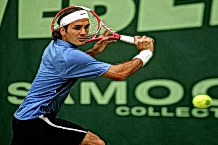 ThrowbackTimes Halle: Roger Federer matches Bjorn Borg's ultimate grass record
