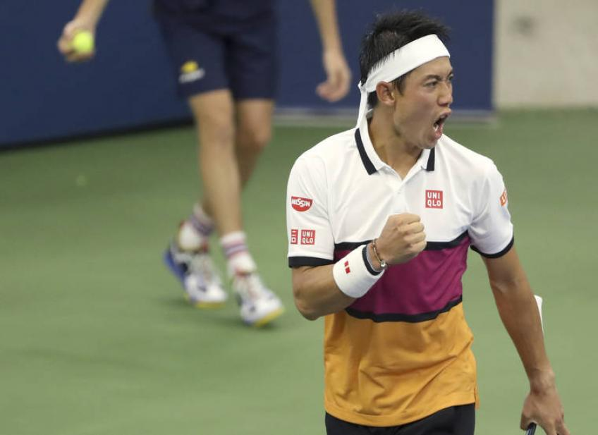 Kei Nishikori: My elbow is fine, I'm excited and ready to play