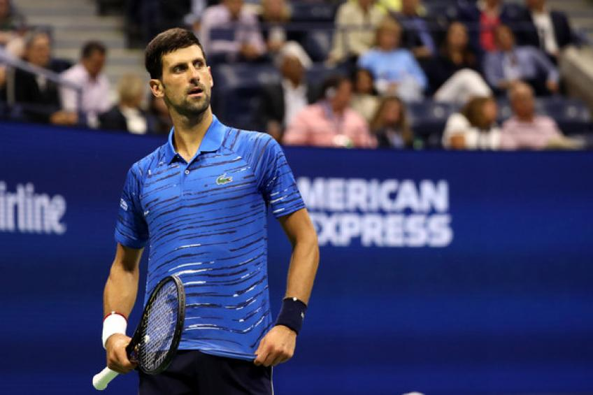 Novak Djokovic: 'I'm thrilled about the US Open but I'm not sure about..'