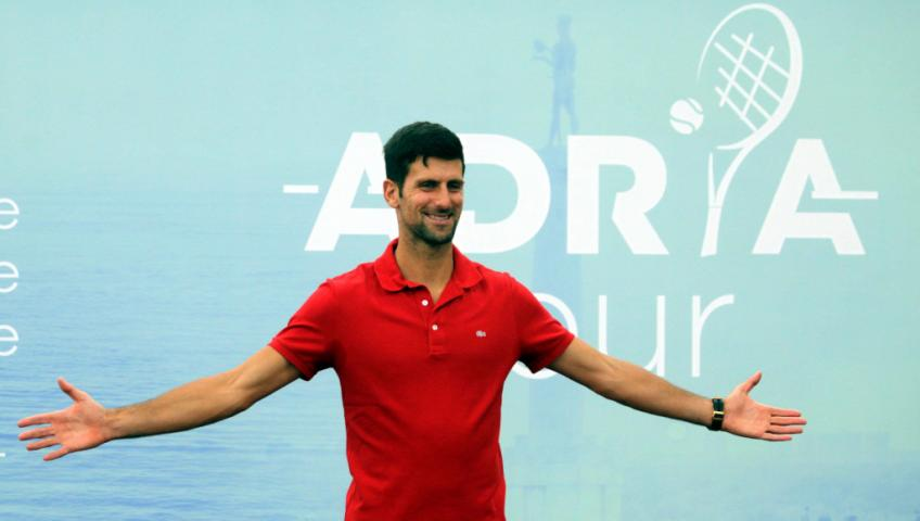Novak Djokovic: We have a phenomenal group of players for Adria Tour in Zadar