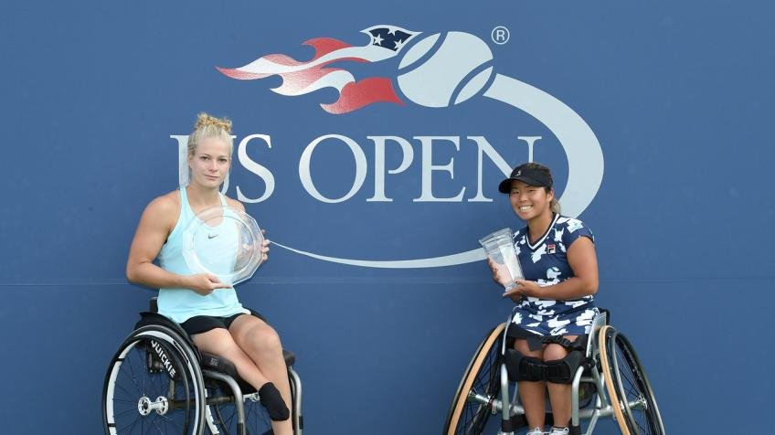 USTA will work with players & ITF to finalize approach for wheelchair competition
