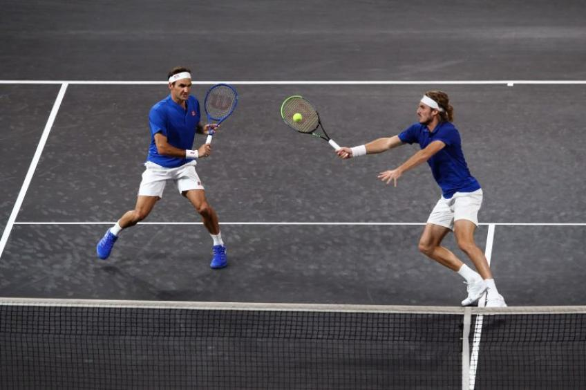 Tsitsipas explains what makes Roger Federer, Nadal and Djokovic who they are