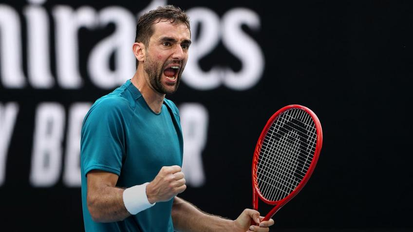 Marin Cilic: I have tested negative for coronavirus