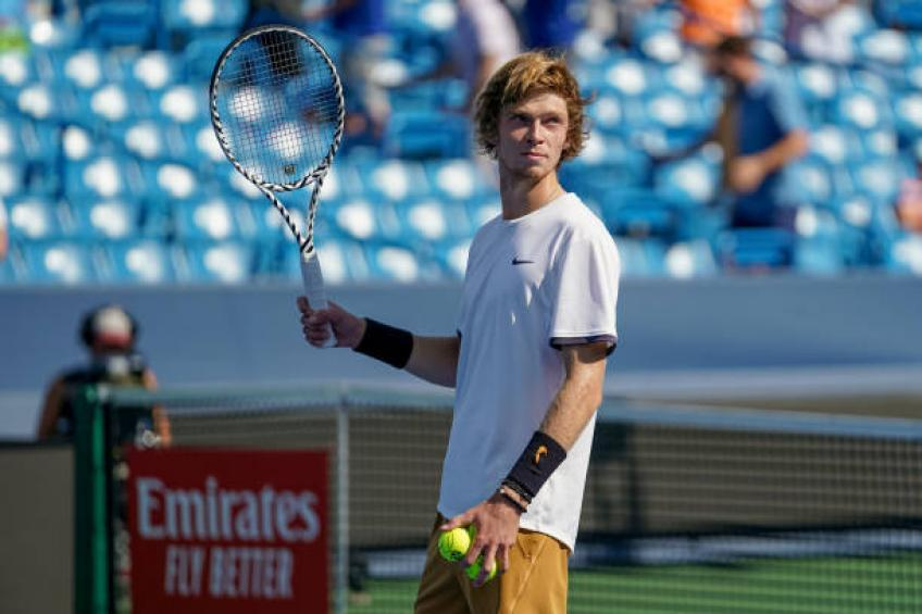Andrey Rublev: Pandemic is a global problem, I will self quarantine for 14 days