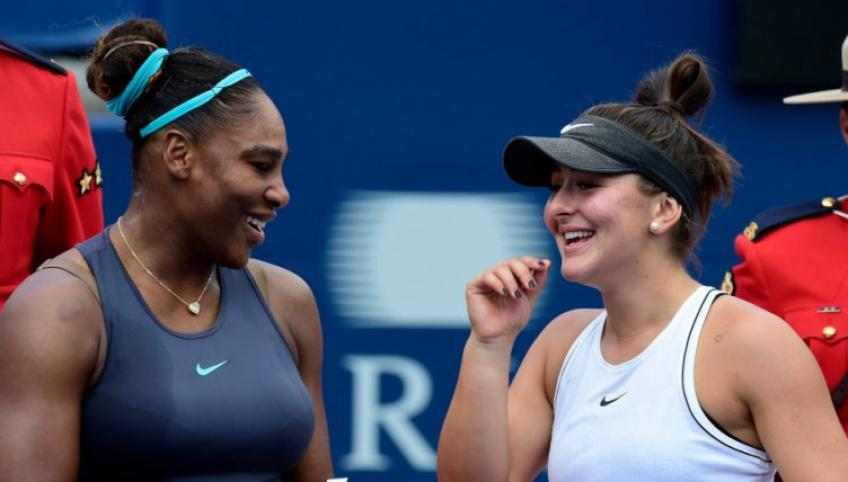 Bianca Andreescu: I want to surpass Serena Williams and her wins