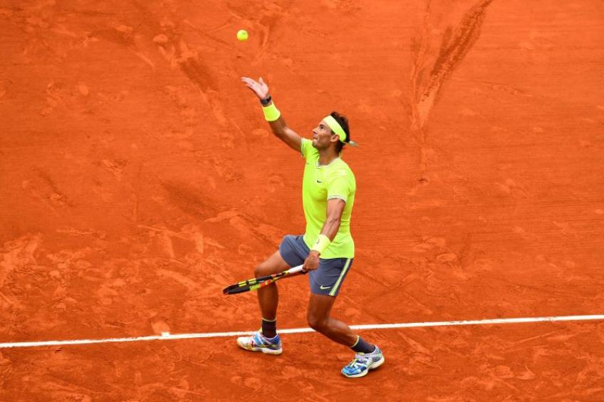 'Rafael Nadal toys with you like a cheetah', says former Top 5
