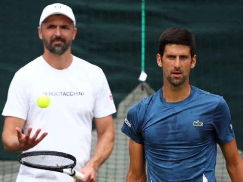 Goran Ivanisevic explains why Novak Djokovic wasn't tested in Zadar